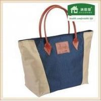 Buy cheap Packaging & Printing luggage bag oem wholesale promotion nylon foldable bag from wholesalers