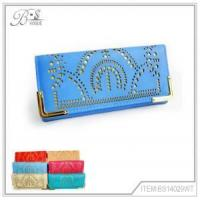 Buy cheap Lady Bag Hollow Style Fashion PU Leather Wallet For Woman from wholesalers