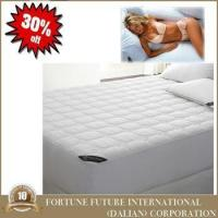 Buy cheap Cheap fitted quilted mattress cover with zipper cut machine with high quality from wholesalers