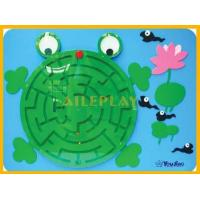 Buy cheap Indoor playsets Kids Educational Activity Board for Kindergarten D01 from wholesalers