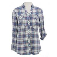 Buy cheap Women's Shirts Yarn dyed Ref. fy052 product