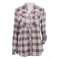 Buy cheap Women's Shirts Yarn dyed Ref. fy051 product