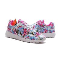 Buy cheap Rosherun Painting London Olympic EVA Sneakers Flat Breathable PU Running Shoes for Women from wholesalers