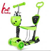 Buy cheap Children's Toy Series 5 in 1 Multifunction Baby Scooter for 3-10 years old children from wholesalers