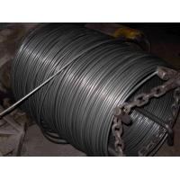 Buy cheap HRB And Others Hot Rolled/Cold-Rolled Plain Bar (Wire Rod) from wholesalers
