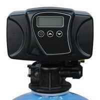 Buy cheap Fleck 5600SXT Electronic 3/4 Inch Meter On Demand Control Valve Water Softener 48000 Grain Capacity from wholesalers