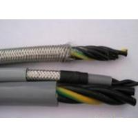 Buy cheap Auto Charging Cables TRVVP high flexible shielded cable from wholesalers