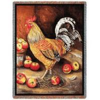 Buy cheap Indian Blankets English Cockerel Tapestry Throw from wholesalers