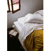 Buy cheap Bedding Collections Bamboo Fiber Pipe Stitch Sheet Sets from wholesalers