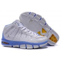 Buy cheap Cheap Jordan Melo M8 Carmelo Anthony White Blue Carmelo Anthony Shoes from wholesalers