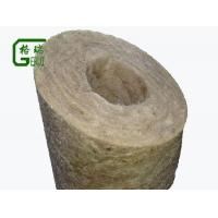 Buy cheap GERUI rock wool pipe cover from wholesalers