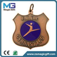 Promotion customized enamel medal