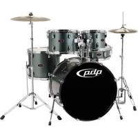 Buy cheap Drums PDP Z5 5 Piece Drum Set Grey Metal from wholesalers