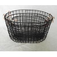 Buy cheap wire mesh laundry hamper from wholesalers