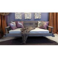 Buy cheap Bed Swings & Porch Swings Swinging Daybed with Back from wholesalers