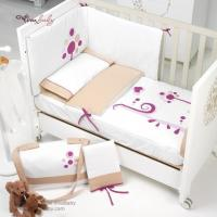 Buy cheap Lunar Cot/Cot Bed Bedding from wholesalers