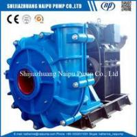 Buy cheap Minerals Concentration Slurry Handling Pump for Sand Mining product
