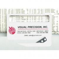 Buy cheap Imprinted/Personalized Items Magnifier Letter Opener from wholesalers