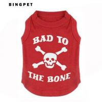 Buy cheap Bad To The Bone Dog Tank Top from wholesalers