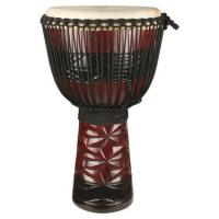 Buy cheap Djembe Drums Ruby Pro African Djembe, 13-14 Head from wholesalers