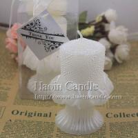 Buy cheap Elegance Vase Shaped wedding gift candles, Candle Manufacturer from wholesalers