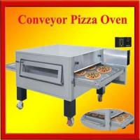 Buy cheap Bakery Oven Electric conveyor pizza oven for restaurant from wholesalers