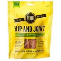 Buy cheap Bixbi Hip and Joint Chicken Breast Jerky Dog Treats $12.99 from wholesalers