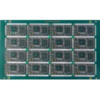 Buy cheap 4 layer half hole ENG Board from wholesalers