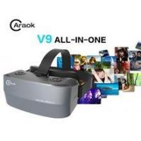 Buy cheap HOT SALE 3D Virtual Reality Glasses Support 3D Movie/Games/Video All In One Android 3D VR from wholesalers