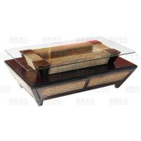 Buy cheap hot selling rattan tea table 8006-4B Model:8006-4B product