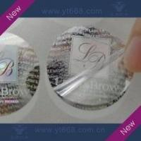 Buy cheap Honeycomb hologram sticker for sale from wholesalers