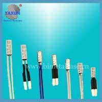 Buy cheap Mini Temperature Switches Product Introduction:thermally protected electric motor from wholesalers