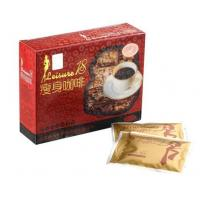 Buy cheap Leisure 18 Slimming Coffee Gold version 20 boxes Model: L18coffee05 from wholesalers
