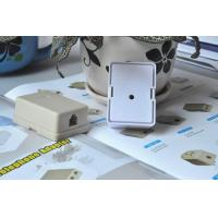 Buy cheap telephone surface mount box 1 port RJ11 surface box from wholesalers