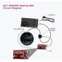 Buy cheap DLT-350/600 delta 3 d printer heat bed upgrade kits from wholesalers
