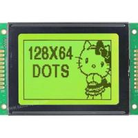 Buy cheap 128x64 graphic LCD display with STN FSTN COG Module ultra bright with NT7538H Controller from wholesalers