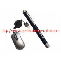 Buy cheap USB Wireless Power Point Presenter Rc Laser Pointer from wholesalers
