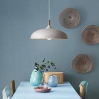Buy cheap Contact Supplier I'm Away E27 decorative hanging wood pendant light from wholesalers