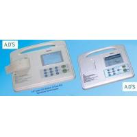 Buy cheap DIGITAL SINGLE/DOUBLE CHANNEL ELECTROCARDIOGRAPH from wholesalers