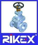 Buy cheap Marine JIS 16K cast ductile iron gate valve F7369Q from wholesalers