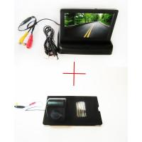 Buy cheap 4.3 inch CCD Monitor Car Reverse Camera for Land Rover Discovery Range Rover Sport Freelander from wholesalers