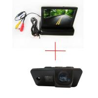 Buy cheap 4.3' Foldable CCD Monitor Reverse Camera for AUDI A3 S3 A4 S4 A6 A6L S6 A8 S8 RS4 RS6 Q7 from wholesalers