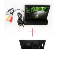 Buy cheap 4.3 Inch CCD Monitor Reverse Camera for AUDI A4 A5 S5 Q5 TT VW Passat 5D R36 from wholesalers