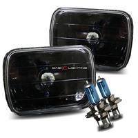 Buy cheap Headlights 7x6 Headlights - Black from wholesalers