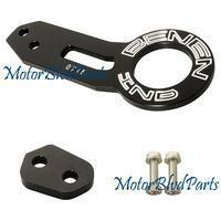 Buy cheap Accessories Universal Rear Tow Hook Aluminum 10-Mm Thick Black from wholesalers