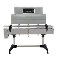 Buy cheap Semi automatic bottle cap shrink wrap machine from wholesalers