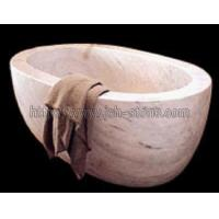 Buy cheap Construction stone bathtub 5 from Wholesalers