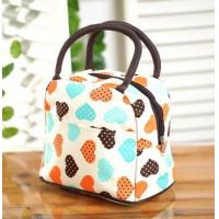 Beautiful small insulated cooler bag,fitness cooler lunch bag