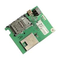 Buy cheap TK102 locator PCB car alarm vibration alarm circuit board production of PCBA board support TF card from wholesalers