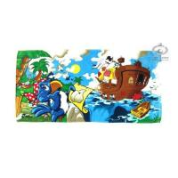 Buy cheap Re-active Printed Towel / Printed Towel BT-04 product